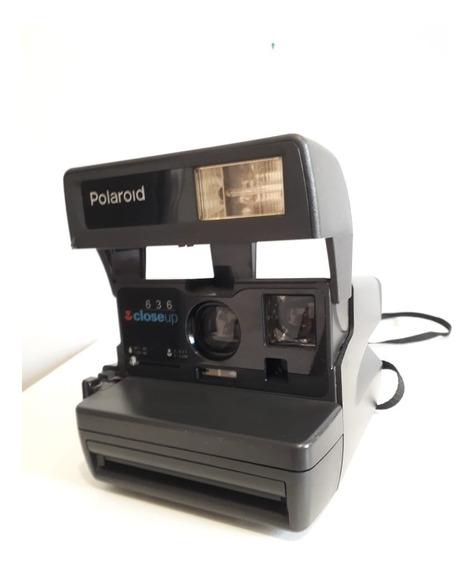 Polaroide 636 Closeup Camera Fotográfica Instantânea