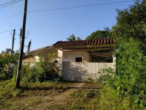 Casa Com Escritura, 2 Quartos, Na Praia!!!