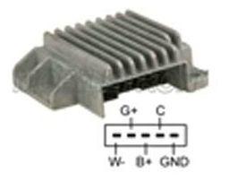 Imagen 1 de 5 de Modulo Encendido Electronico Fiat Uno Etc. Marelli
