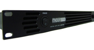 Potencia Digital Moon Ampd 2000 W Amplificador Profesional