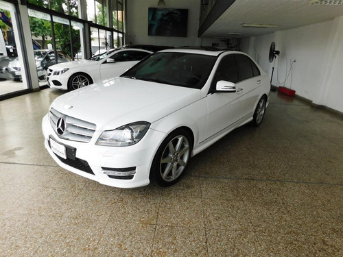 Mercedes Benz C 350 Sport Blue Efficiency