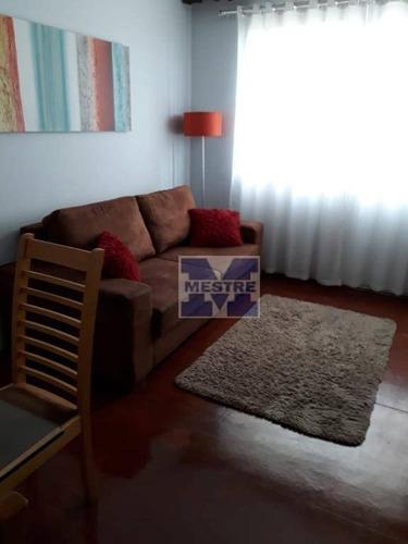 Imagem 1 de 14 de Apartamento Com 2 Dormitórios À Venda, 63 M² Por R$ 265.000,02 - Centro - Guarulhos/sp - Ap1379