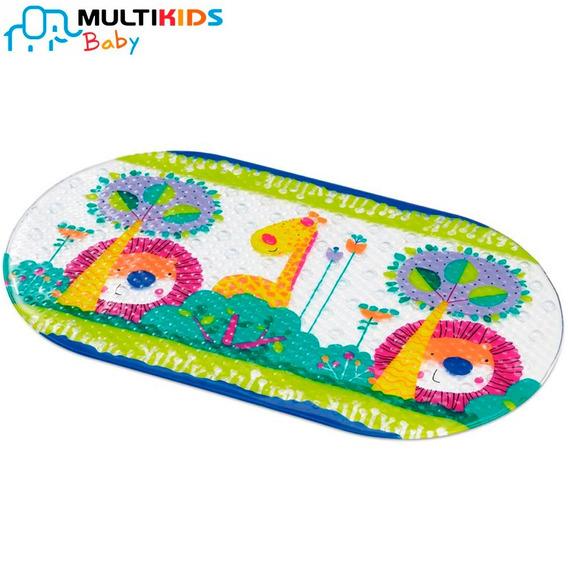 Tapete Antiderrapante Infantil De Banho Safe Bath Multikids