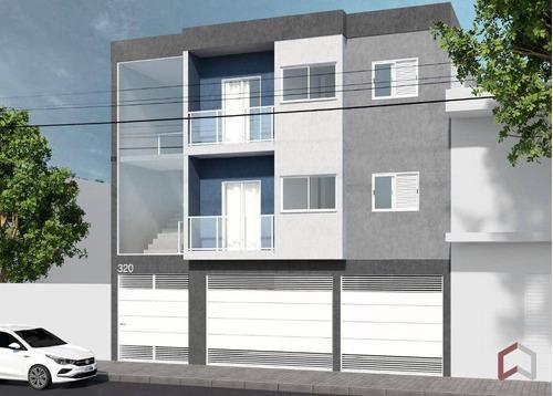 Apartamento Com 2 Dormitórios À Venda, 35 M² Por R$ 200.000,00 - Parada Xv De Novembro - São Paulo/sp - Ap0761