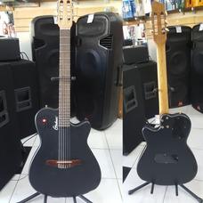 Fabricacion A Pedido De Guitarra Electro Criolla.
