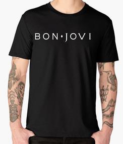 Padrisimas Playeras De Rock Bon Jovi Ropa Barata