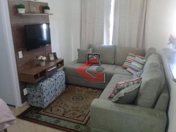 Apartamento Com 1 Dormitório À Venda, 42 M² Por R$ 234.000,00 - Assunção - São Bernardo Do Campo/sp - Ap1512