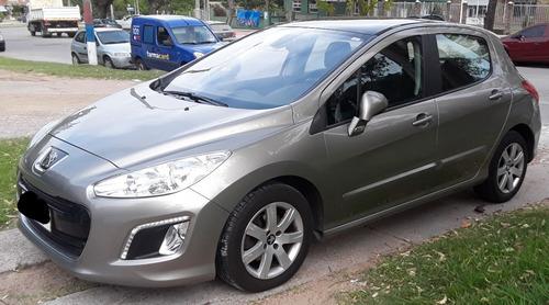 Peugeot 308 Año 2013 - Unico Dueño Vende