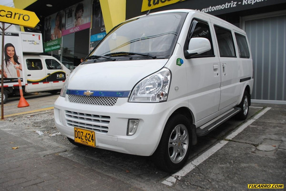 Chevrolet N300 Van Full