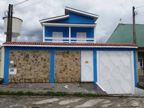 Casa Residencial À Venda, Center Ville, Arujá - Ca0039. - Ca0039