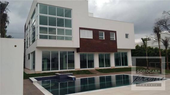 Sobrado Com 7 Dormitórios À Venda, 900 M² Por R$ 4.550.000,00 - Fazenda Vila Real De Itu - Itu/sp - So0106