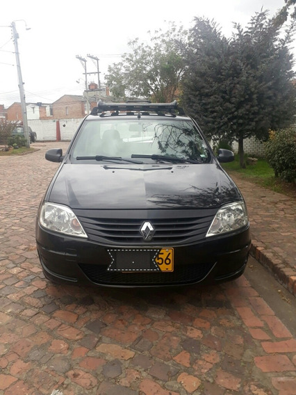 Renault Logan Familier 2011