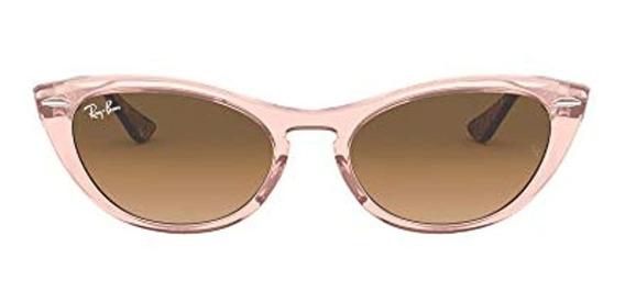Ray-ban Rb4314n Nina Cat Eye Gafas De Sol 54 Mm