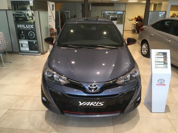 Nuevo Toyota Yaris S Mt 5p Anticipo + Cuotas Año 2019 Ps