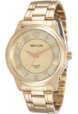 Relógio Seculus Feminino 20424lpsvda1
