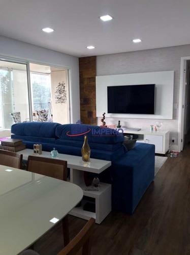 Imagem 1 de 30 de Apartamento Com 4 Dorms, Vila Rosália, Guarulhos - R$ 1.05 Mi, Cod: 6997 - V6997