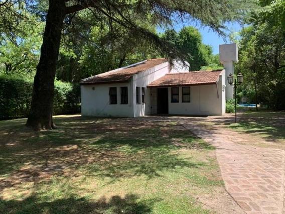 Venta Casa Quinta Lote 1000 M2 Casa 166 M2 Cub - A Reciclar - Parque Leloir