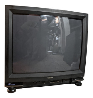 Televisor Tv Tubo Toshiba 32 Pulgadas Impecable Japon