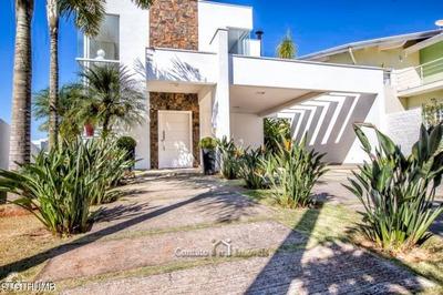 Casa De Condomínio À Venda Em Atibaia - Cc-0042-1