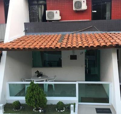 Casa Em Piatã, Salvador/ba De 168m² 4 Quartos À Venda Por R$ 550.000,00 - Ca254194