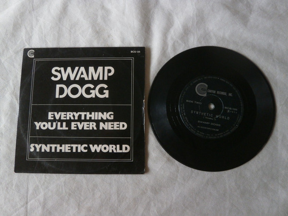 Lp Compacto Swamp Dogg 1972 Everything You`ll Ever Need