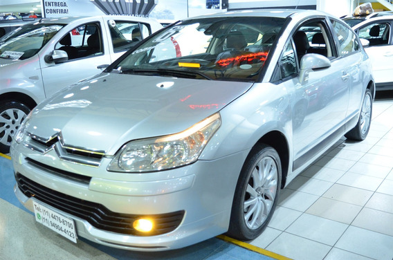 Citroën C4 2.0 I Vtr 16v Gasolina 2p Manual