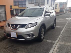 Nissan Xtrail 2.5cm3 4x4 Aut Advance Modelo 2015, 7 Puestos