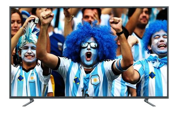 Smart Tv Hitachi 55 4k Uhd Cdh-le554ksmart10 ( Netflix)