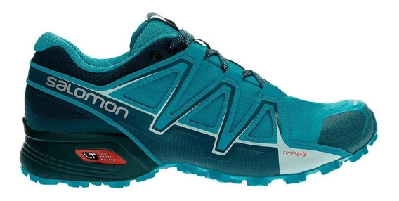 Salomon Zapatillas Trail Running Mujer Speed Cross Vario 2
