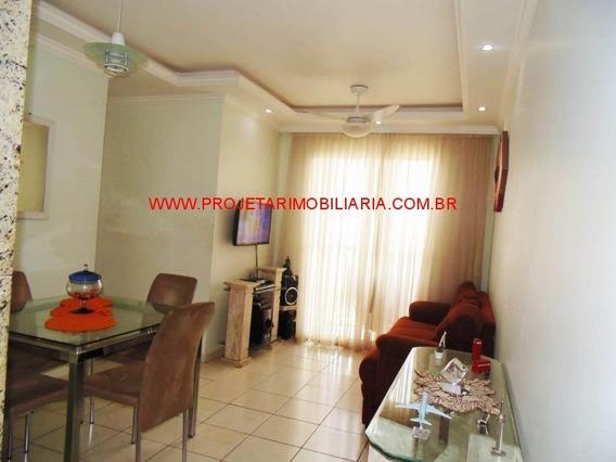Centro/belford Roxo, Apartamento 3 Quartos, Sala, Varanda, Cozinha, Banheiro, Garagem E Cond. Com Lazer. - Ap00311 - 34602347