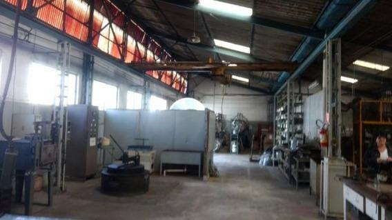 Galpão Industrial Para Locação No Bairro Jardim. - 8011dontbreath