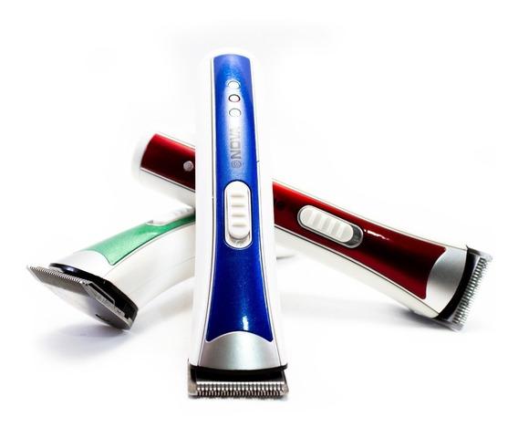 Maquina De Aparar Cabelo Barba Recarregavel Frete Unico