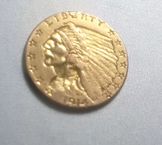 Indian Head Us Gold Coin