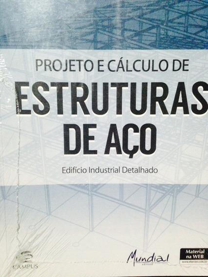 Livro De Engenharia Civil Estruturas De Aço