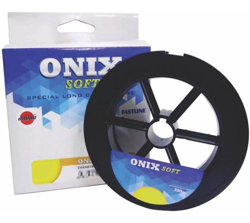 Imagem 1 de 2 de Linha Fastline Onix Soft 0,370mm 33lb 300m