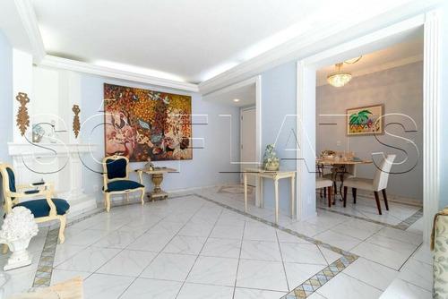 Imagem 1 de 15 de Residencial Alto Padrão Nos Jardins Com 101m², 03 Dorms - Sf34622
