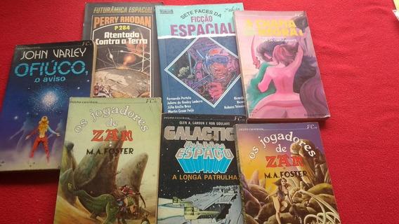 Ficção Científica Pacote Com 9 Livros Compre E Já Os Revenda
