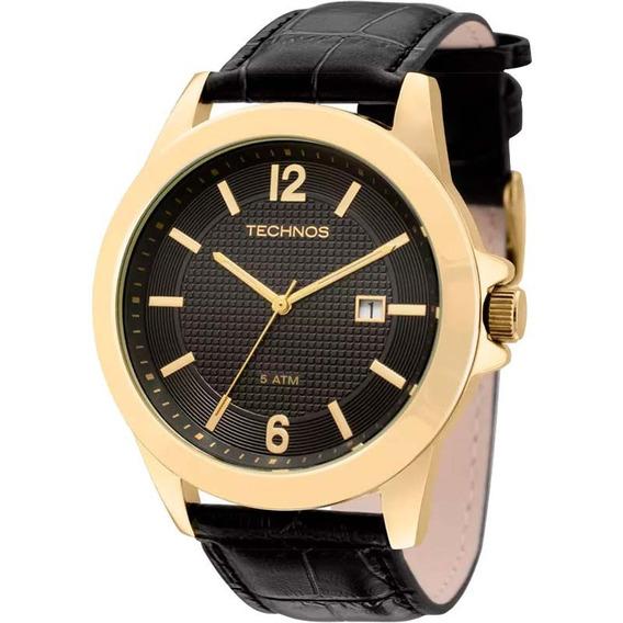 Relógio Technos Masculino Classic Steel 2115kno/2p