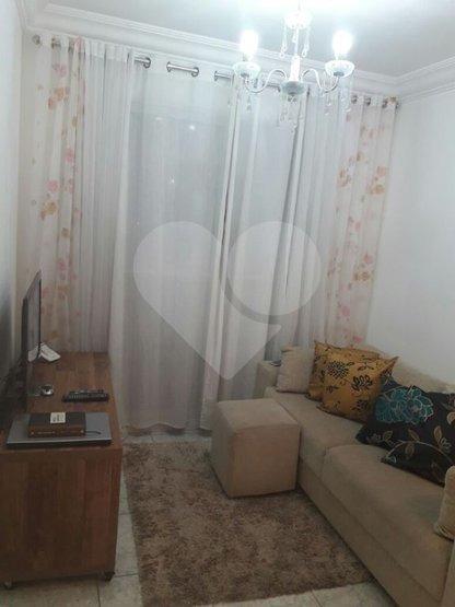 Apartamento De 50 M² Com 02 Dormitórios E 01 Vaga Na Garagem Na Vila Nova Cachoeirinha - Zn Sp - 267-im310945