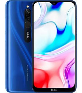 Xiaomi Redmi 8 Doble Sim 64gb (4gb Ram)(desbloqueado) - Azul