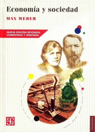 Economia Y Sociedad - Max Weber
