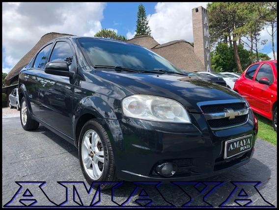 Chevrolet Aveo Lt 1.6 Extra Full Amaya