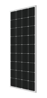 Panel Solar 160w Monocristalino 160 Watts - 12v
