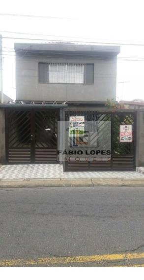 Casa A Venda No Bairro Santa Maria Em São Caetano Do Sul - - 932-1