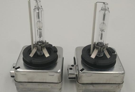 Lampada Xenon D1s 6000k 60% + Qualidade Mod.original (par)
