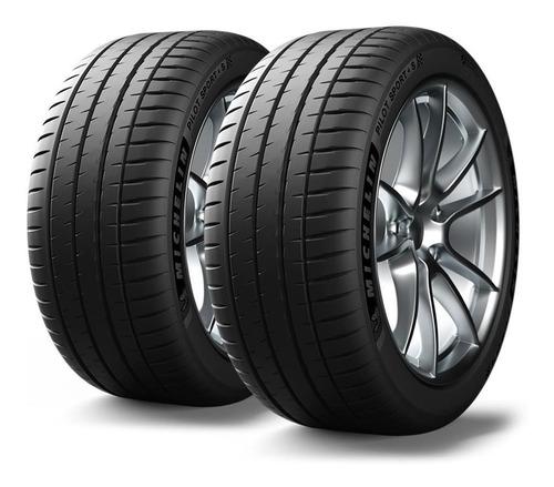 Kit X2 Neumáticos 285/35/22 Michelin Pilot Sport 4 S 106y No