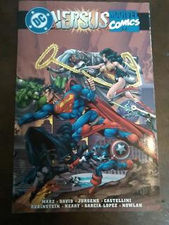 Marvel Vs Dc (libro) Y Dark Claw