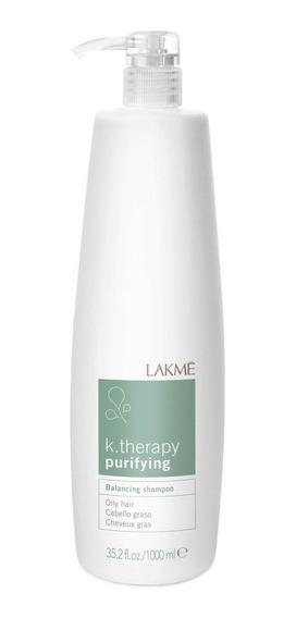 Shampoo Para Cabellos Grasos 1000ml- Lakmé