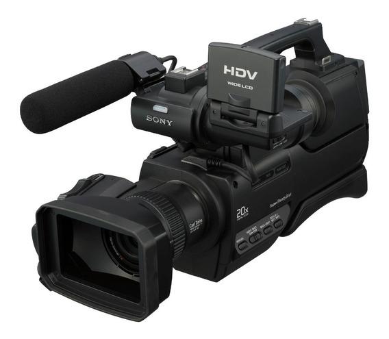 Filmadora Sony - Hvr Hd 1000 - Semi Nova