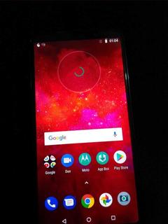 Celular Moto Z3 Play Seme Novo Pouco Uso